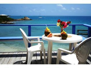 Coffee & Tea Absolute Beachfront Cottages - Virgin Gorda vacation rentals