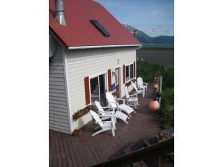 Deck - A Cottage on the Bay - Seward - rentals