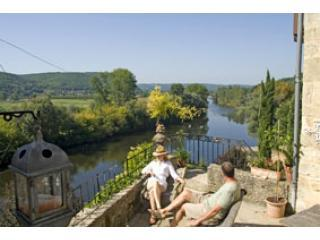 Beynac rental house - Views from the kitchen terrace! - Beautiful River & 4 Chateaux views+walk to bistros - Sarlat-la-Canéda - rentals