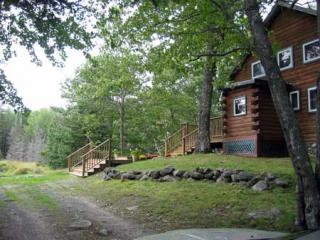 Upscale cabin on secluded pond - Bar Harbor vacation rentals