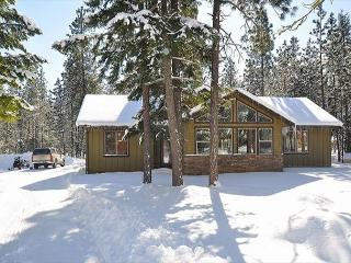 Swanky Wilderness Lodge! 3BR Slps 9 Hot Tub Free WiFi! - Ronald vacation rentals