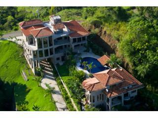 AerialShot2 - Jaco Beach MEGA Estate & Party Palace -Sleeps 20 - Jaco - rentals