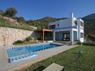 Villa: Breakfast, Pr. pool w Jacuzzi, Sauna-Gym - Rethymnon Prefecture vacation rentals