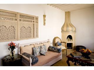 Salon - Dar Qawi - Essaouira - rentals