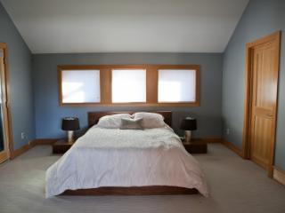 Rockies Rentals: Home w/ Indoor Rock Climbing Wall - Canmore vacation rentals