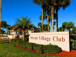 BEACH POOLS TENNIS BBQ WIFI J32 OCEAN VILLAGE CLUB - Saint Augustine Beach vacation rentals