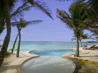 Casa del Agua Luxury Villa in Mexican Caribbean - Puerto Aventuras vacation rentals