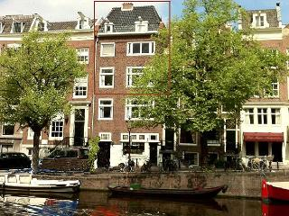 Big and Beautiful 4 bedrm apt on Keizersgracht - Amsterdam vacation rentals