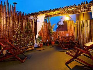 1 bedroom condo with terrace-Palermo Soho-oran-red - Buenos Aires vacation rentals