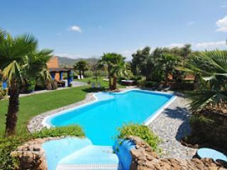 Andalucian Luxury Villa with Heated Pool & Jacuzzi - Estacion de Cartama vacation rentals