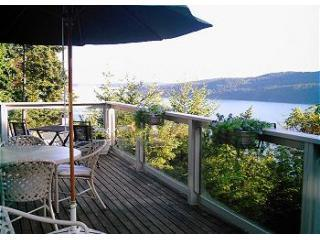 Deck Relaxation & Views - Beautiful Modern Home- Water View- Dog Friendly - Eastsound - rentals
