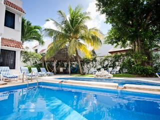 Casa Tomas-2 level-pool. No booking or service fee - Cozumel vacation rentals