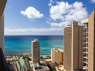 Waikiki Banyan Tower 1 Suite 3506 - Waikiki vacation rentals