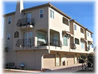 Front of Tres Tesoros Condos A, B and C - OCEAN VIEW PISMO BEACH Heart of Downtown - Pismo Beach - rentals