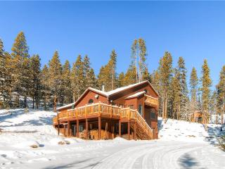 Affordably Priced Secluded 5 Bedroom Private Home - 54 Lakeview - Summit County Colorado vacation rentals