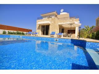 Sea Point Villa,Coral Bay 3 bedroom 200m to Sea - Paphos vacation rentals