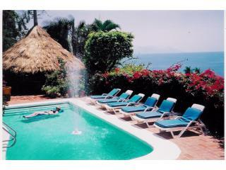 Beautiful Hacienda Villa,Spectacular Views,3~Staff - Puerto Vallarta vacation rentals