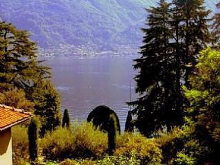 Lake view from the home situated just 2 minutes walk to the lake and secluded beach! - Beautiful Apartment with Breathtaking Lake View - Lake Como - rentals