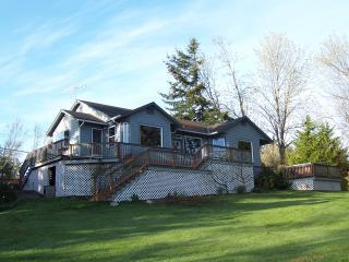 Shipping Lanes Home situated on 1/2 acre - Shipping Lanes House with Unsurpassed Views - Hansville - rentals