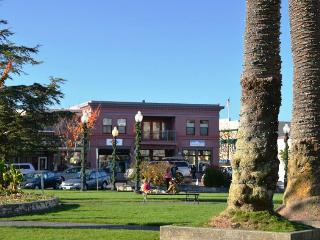 Plaza View Stay 2 Bdrm Overlooks Downtown Square - Arcata vacation rentals