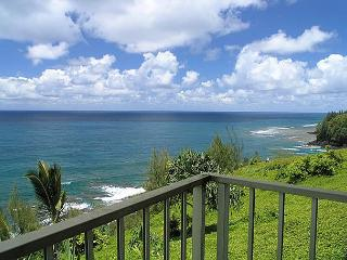 Alii Kai 3103: Oceanfront views, new furnishings, 2br/2ba with private lanai. - Princeville vacation rentals
