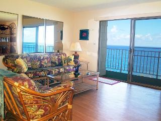 Top floor 2br/2ba condo with exceptional oceanfront views and amenities!! - Princeville vacation rentals