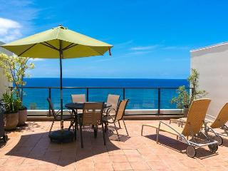 PuuPoa 309: 2br/2ba,oceanfront luxury, with Bali Hai views, huge lanais, pool - Princeville vacation rentals