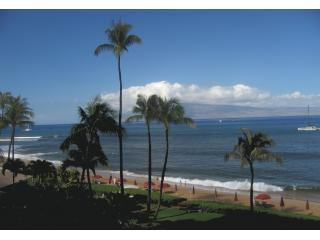 View of Lanai from Westin Maui - Maui Westin Luxury -- March and July Prime Weeks - Ka'anapali - rentals