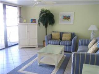 2BR beach paradise, King bed, TVs, accents #306GS - Image 1 - Sarasota - rentals