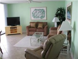 Tropical-theme 2BR with Gulf view #408GV - Image 1 - Sarasota - rentals