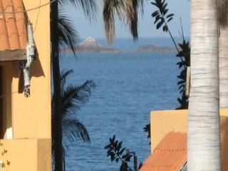 GOLDEN ZONE: 2 BDRM CONDO across from Beach! - Mazatlan vacation rentals