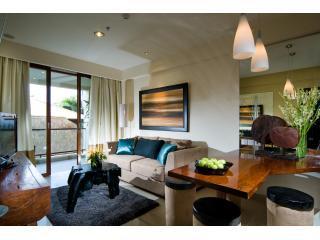 Living room/dining area - Villa-style 1-bedroom residence @ Aston Kuta hotel - Kuta - rentals