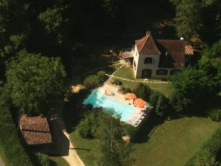 Sarlat Dordogne Périgord noir Villa swimming pool - Plazac vacation rentals