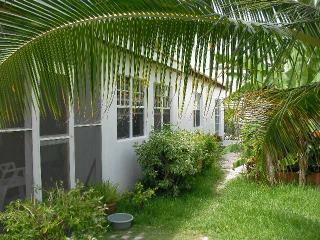Casita Buena Vista, Guesthouse with private beach - San Pedro vacation rentals