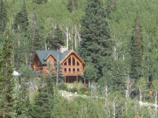 004.JPG - Luxurious Log Cabin close to ski areas - Brighton - rentals