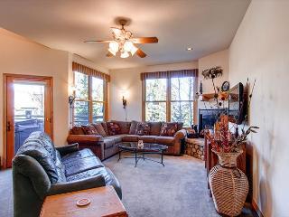 Corral at Breckenridge 202W Condo Hot Tub Downtown Breckenridge Lodging - Breckenridge vacation rentals