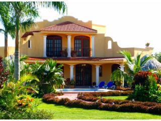 Hacienda Izamal Cozumel, Breathtaking 3BD Villa - Cozumel vacation rentals