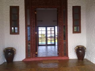 The entrance - SHANZU CREEK VILLA - Mombasa - rentals
