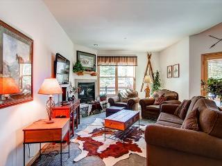 Corral at Breckenridge 101S Condo Hot Tub Downtown Breckenridge Lodging - Breckenridge vacation rentals