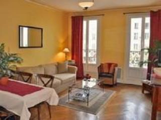Elegant 2 BR 1BA Condo Bvd du Temple - apt #425 - 12th Arrondissement Reuilly vacation rentals