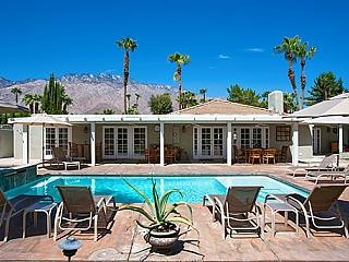 3 bedroom House with Fireplace in Palm Springs - Palm Springs vacation rentals