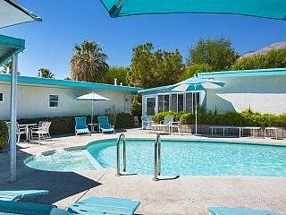 California Contemporary - Palm Springs vacation rentals