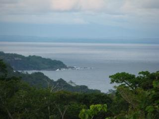 View from the deck - La Colina de Carolina - Montezuma - rentals