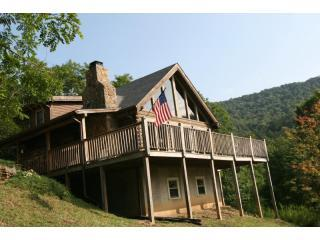 Secluded Luxury Log Cabin 2 Miles to SS Spa WiFi - Snowshoe vacation rentals