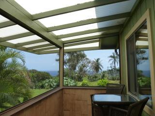 Hana Paradise Cottages, Hale Nanea - Hana vacation rentals