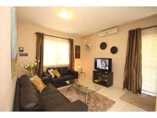 Elegant and comfy living room - Luxury, Air-conditioned, & Licenced Penthouse - Haz-Zebbug - rentals
