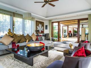 Stunning - Luxurious - On the Beach - 5 Bdrm - Mae Nam vacation rentals