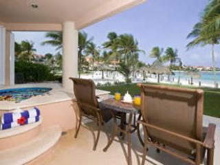 TERRACE - Beachfront VDM C 103 Villa Paradise - Puerto Aventuras - rentals