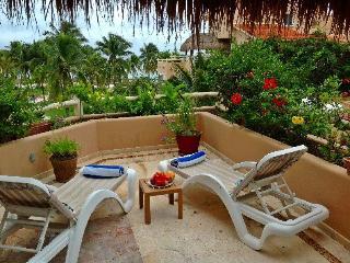 Casa Amanecer sweeping beach Villas del Mar - Puerto Aventuras vacation rentals