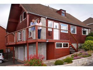 Cuckoo Clock Lodge - Very Unusual Self Catering Holiday Cottage - Mid Wales vacation rentals